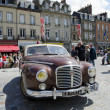 Fougeres,FRANCE,June 3: XVIII Rallye du Pais de Fougeres, Parade — Stock Photo