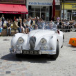 Fougeres,FRANCE,June 3: XVIII Rallye du Pais de Fougeres, Parade — Stock Photo #12206463