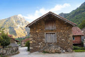 Medieval Village — Stock Photo