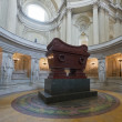 Napoleon tomb — Stock Photo