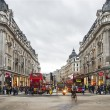 Oxford Street, shopping time — Stock Photo #26296747