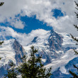 Mont Blanc — Stock Photo #18287427