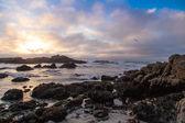 Pacific Grove Sunset — Stock Photo