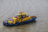 Rotterdam Pilot Ship — Stock Photo