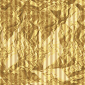 Wrapping golden foil texture — Stock Vector