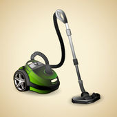 Vacuum cleaner — Stock Vector