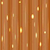Burning wooden texture — Stock Vector