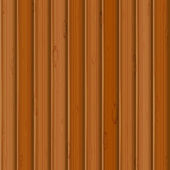 Wooden seamless texture — Stock Vector