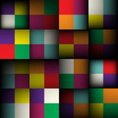 Abstract square seamless background — Stock Vector