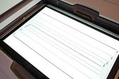 Flatbed Scanner — Stock Photo