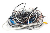 Pile of Cables — Stock Photo