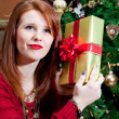 Guessing the Gift — Stock Photo