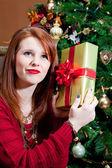 Hádání dar — Stock fotografie