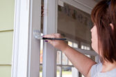 Painting Trim — Stock Photo