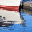 Boat Reflection — Stock Photo #50958797