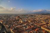 Florence cityspace — Stock Photo
