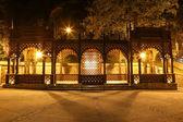 Szczawnica by night — Stock Photo