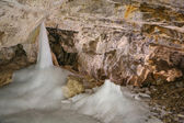 Ice Cave in Tatry Mountains — Foto Stock