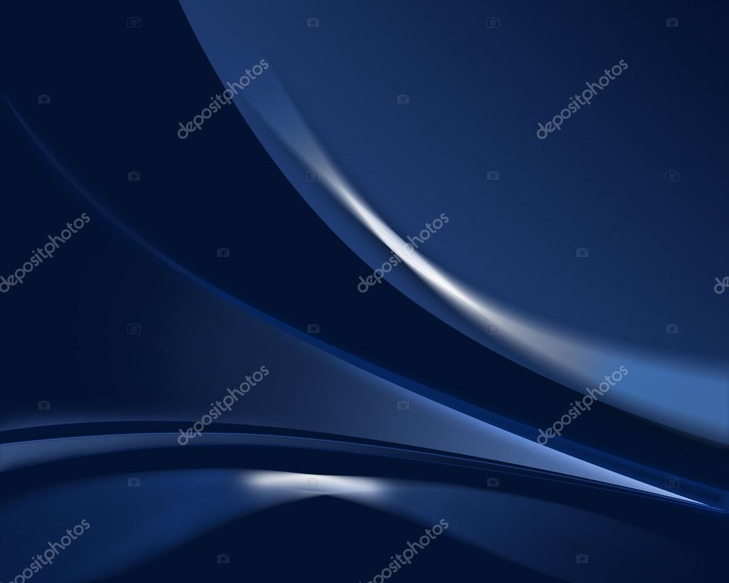 Background of blue wave. Vector illustration.  Stock Vector #13578836