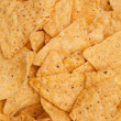 Chips placed together — Stock Photo