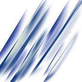 Straight blue lines in a downward angle — Stock Photo