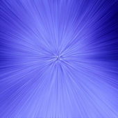Blue straight lines converging — Stock Photo
