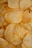 Chips laid out together — Stock Photo
