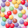 Stock Photo: Chocolate candies multi coloured