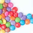 Multicolored candies — Stock Photo