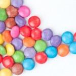 Multicolored candies — Stock Photo