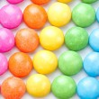 Sweetmeat multi coloured - Stock Photo