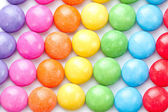 Sweetmeat multi coloured — Stock Photo