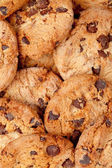 Close up of cookies laid out together — Stock Photo