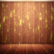 Background of brown tapestry — Stock Photo #14078730