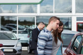 Buying a car — Photo
