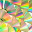 Dvd piled up — Stock Photo #14146150