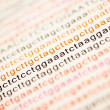 List of dna analysis — Stockfoto