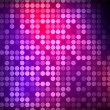 Multiples pink and purple dots — Stock Photo #14147588