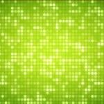 multiplar gröna prickar — Stockfoto