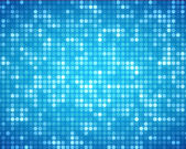 Multiples blue dots — Stock Photo