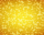 Multiples yellow dots — 图库照片