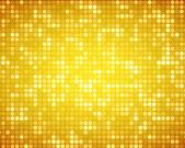 倍数黄色圆点 — 图库照片