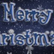 Royalty-Free Stock Vektorgrafik: Snowflakes Merry Xmas