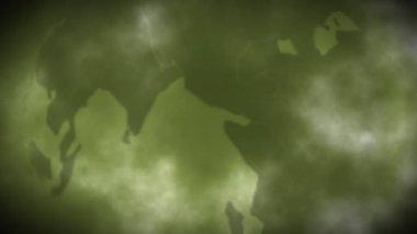 bruma de globo — Vídeo de stock #14496657