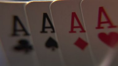 Poker — Stock Video #14509223