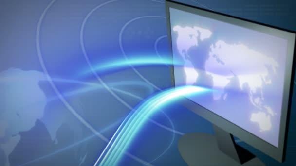 Le world wide web — Vidéo