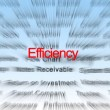Efficiency Rays — Vídeo Stock