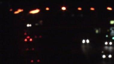 Stock Video of City Lights — Stock Video
