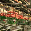 Stock Video: Stock Footage of Grocery Shopping