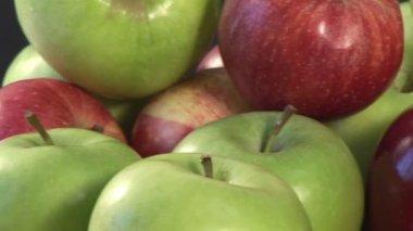 Pan 的苹果 — 图库视频影像